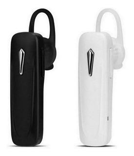 Fone Ouvido Bluetooth Headset Sem Fio Atende Chamada Celular