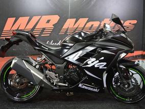 Kawasaki - Ninja 300 Abs - 2018 - Único Dono