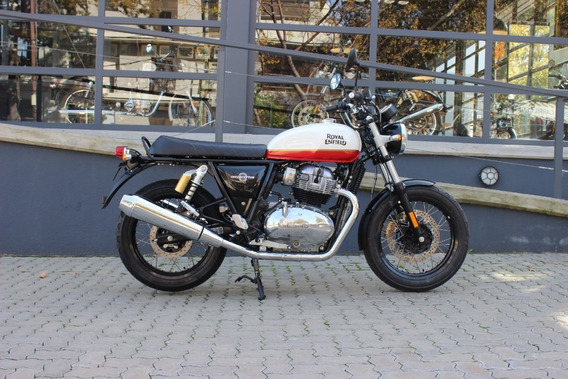 Royal Enfield Interceptor 650 Para Scrambler