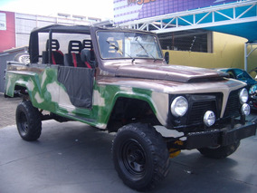 F 75 4x4 Chassi Longo Militar Whats 19-974188644