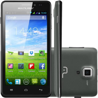 Smartphone Multilaser Ms5 P3310 4gb Android | Vitrine