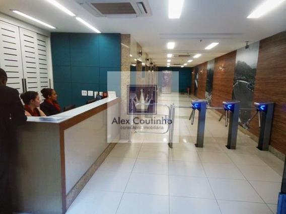 Sala Salão Comercial No Bairro Centro Em Rio De Janeiro Rj - 358