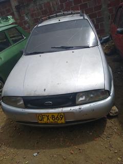 Ford Fiesta 1.25 Por Partes