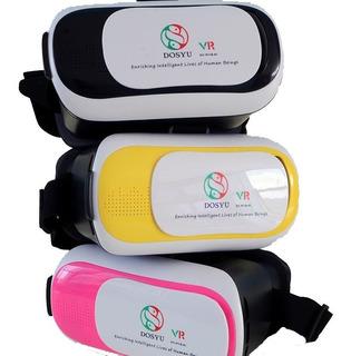 Visor Realidad Virtual 3d Celular Vr01 Dosyu Technology