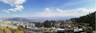 Vendo Terreno Con Excelente Vista Al Valle De Los Chillos