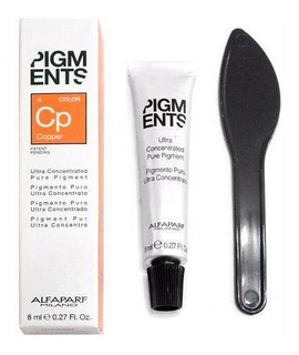 Alfaparf Pigmento Ultra Concentrado Copper / Cobrizos 8ml