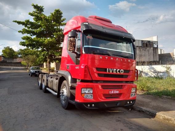 Iveco Stralis 420 6x4 Bug Leve 2008