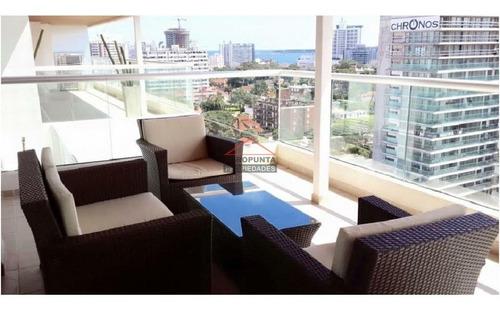 Apartamento En Brava, 2 Dormitorios - Ref: 2739