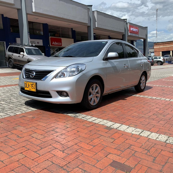 Nissan Versa 2012 Automatico