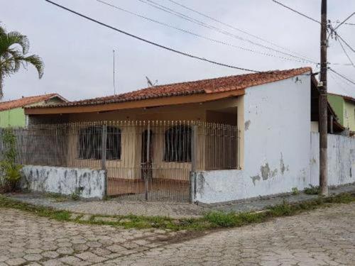 Casa Com 3 Dormitórios Na Praia Do Sonho - Itanhaém 3545 Npc