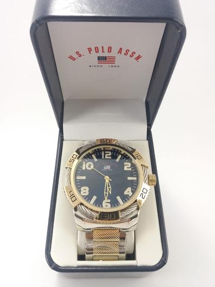 Relógio Polo Us Assn - Original - Importado-usa - Novo