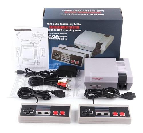 Consola Mini Game Con 620 Juegos Retro Avenida Tecnologica