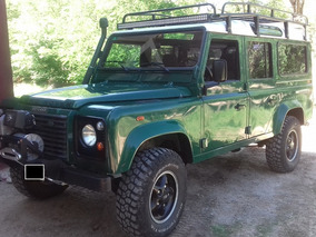 Land Rover Defender 2.5 110 5 Sw County