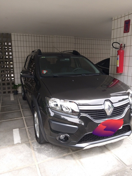 Renault Sandero Stepway 1.6 Hi-power Easy-r 5p 2016