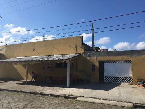 Imagem 1 de 14 de Comércio + Moradia Na Cidade De Itanhaém - 4042 | A.c.m