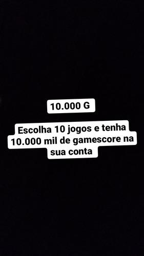 Gamescore 10.000g