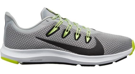 Tênis Nike Quest 2 Masculino Cinza - Running + Trainning