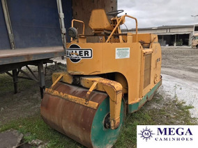 Rolo Compactador Muller Rt82h - Aceito Trocas