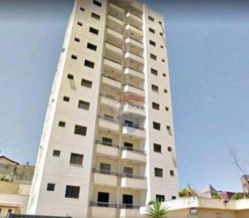 Imagem 1 de 15 de Apartamento Com 2 Dormitórios Sendo 1 Suíte À Venda, 74 M² - Vila Rosália - Guarulhos/sp - Ap0066