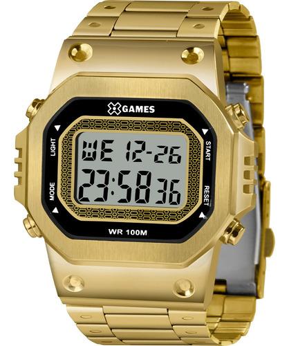 Relógio X-games Masculino Xggsd001bxkx