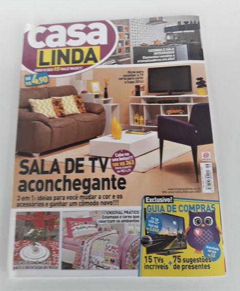 Revista Casa Linda Decoração Dicas Reformas