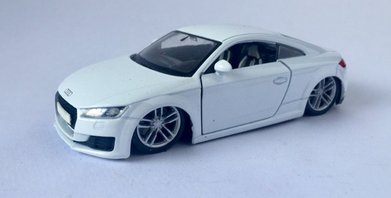 Welly Audi Tt 1:36 Modificados A Mano Por Pedido