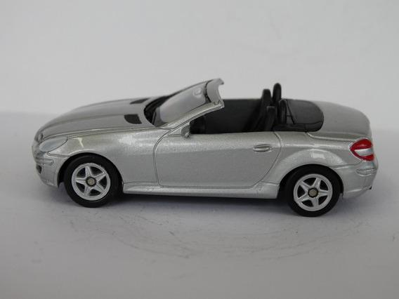 Mercedes Benz Slk 350 - Welly - Esc. Aprox. 1:64 - Loose