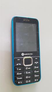 Celular Mox M 45 Displey Quebrado Os 001
