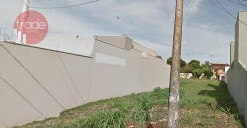Terreno À Venda, 300 M² Por R$ 200.000,00 - Alto Da Boa Vista - Ribeirão Preto/sp - Te1511