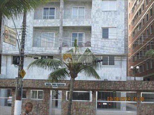 Imagem 1 de 18 de Apartamento A Venda 2 Dormitórios, Aviação, Praia Grande - V3391