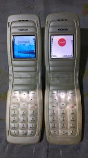 Lote 2 Celulares Antigos Nokia 2650 (ler Anúncio) 9/12