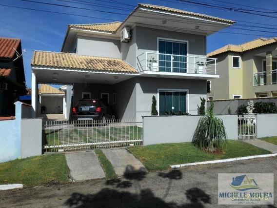 Casa Em Condomínio Para Venda Em Araruama, Praia Seca, 3 Dormitórios, 2 Suítes, 1 Banheiro, 5 Vagas - 252_2-517028