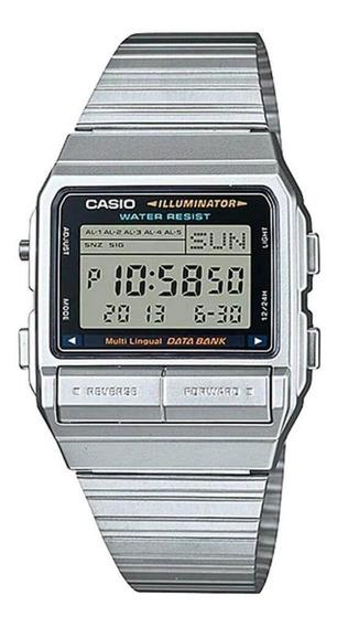 Relógio Casio Data Bank Db-380-1df
