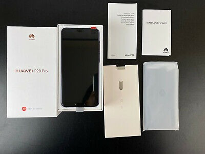 Imagen 1 de 4 de Nuevo Huawei P20 Pro Clt-l09 - 128gb - Twilight Unlocked
