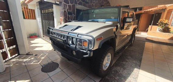 Hummer H2 6.2 Ee Qc Piel Vud Luxury 4x4 At 2006