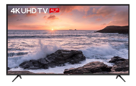 "Smart TV TCL P-Series 4K 65"" 65P65US-LA"