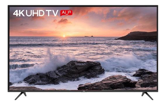 """Smart TV TCL 4K 65"""" 65P65US-LA"""