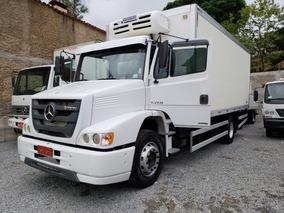 Mercedes-benz Mb 1319 Baú Refrigerado Rodofrio -15 C