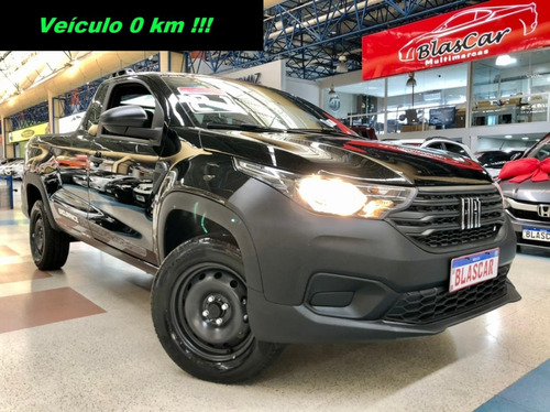 Fiat Strada Endurance 1.4 Zero Km