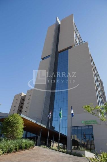 Apartamento Hotel Para Venda No Jardim Botanico, Hotel Wyndham Garden, 24 M2, Oportunidade Para Investidores, Flat No Poll - Ap01146 - 33471198