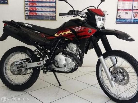 Lander 250 Moto De Garagem Muito Nova