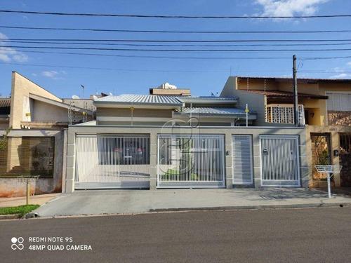 Imagem 1 de 26 de Casa Com 3 Dormitórios À Venda, 162 M² Por R$ 800.000,00 - Universitário - Londrina/pr - Ca0363
