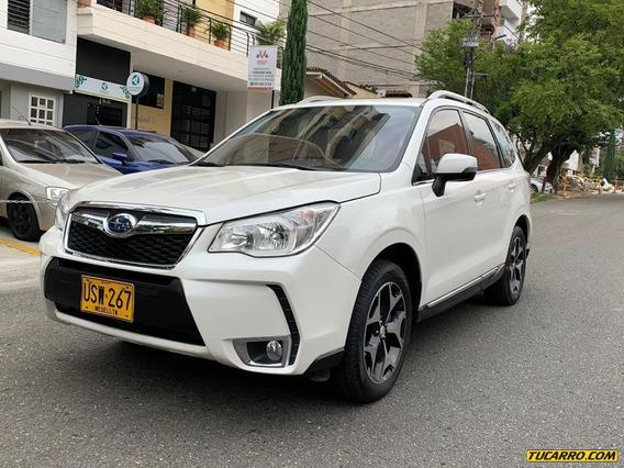 Subaru Forester Xt At