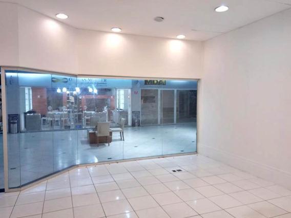 Aluguel Loja Na Avenida Beira Mar Com Copa E Estacionamento