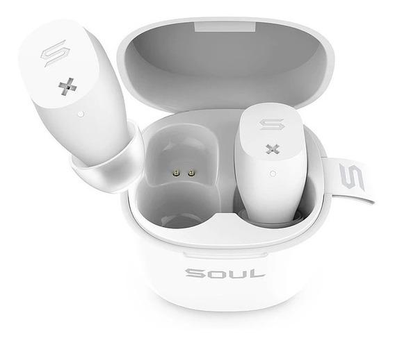 Audífonos Avanzados Bluetooth True Wireless Soul St-xx Black