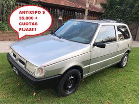 Fiat Uno 1999 1.7 Diesel 3p Permuto Financio Acepto Tarjetas