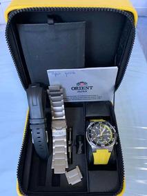 Relógio Orient Seatech Titânio
