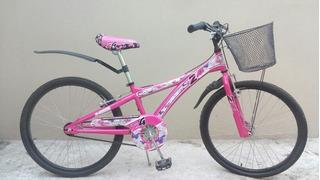 Bicicleta R24 Niña