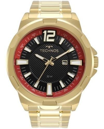 Relógio Technos Cronógrafo Classic Legacy Os10ew/8p