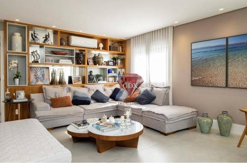 Apartamento No Vetrino Brooklin - Ap15730